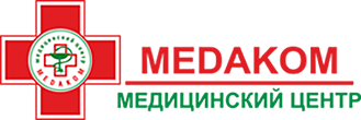 логотип компании Медицинский центр Медаком