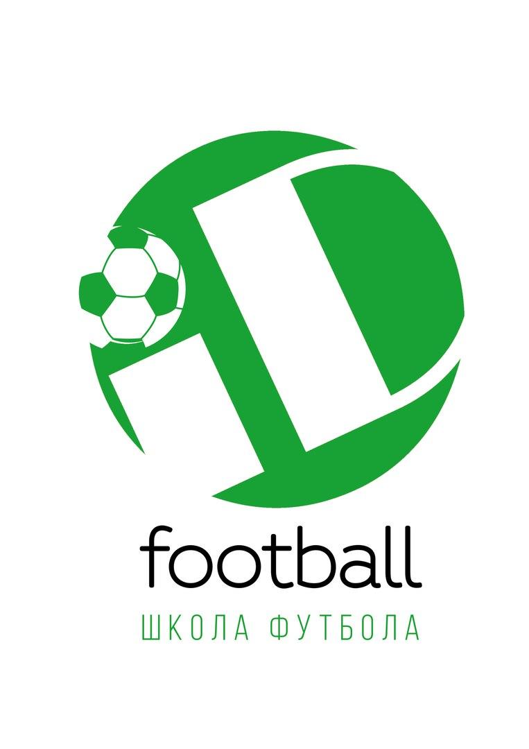 логотип компании Школа футбола \»iD football\»