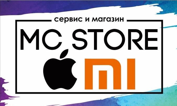 логотип компании McStore