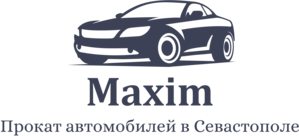 логотип компании Автопрокат Максим