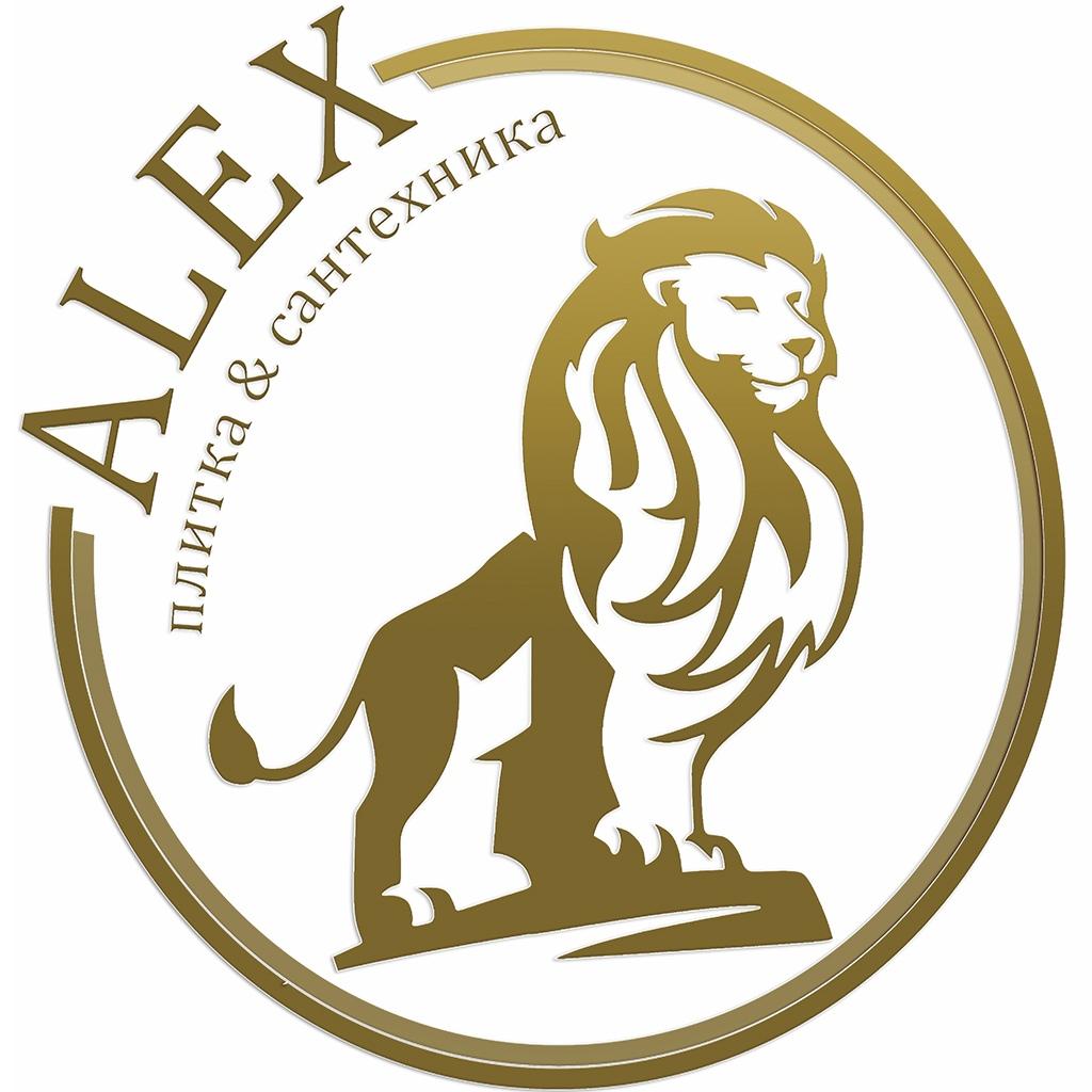 логотип компании Магазин сантехники Алекс
